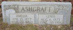 Amelia <i>Franks</i> Ashcraft