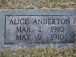 Alice Anderton