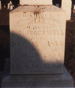 Lucretia <i>Goggins</i> Blackwell