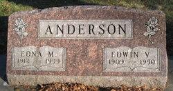 Edna Marie <i>Kiefer</i> Anderson