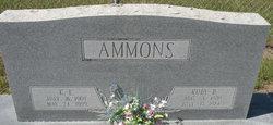 Charlie Eugene Ammons