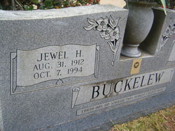 Gracie Jewel <i>Howard</i> Buckelew