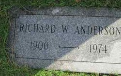 Richard W. Anderson