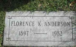 Florence K. Anderson