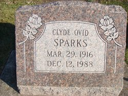 Clyde Ovid Sparks