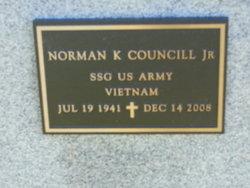 Norman K Councill, Jr