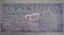 Verla Rose <i>Still</i> Crawford