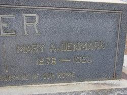 Mary A <i>Denmark</i> Iler
