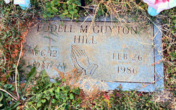 Eudell M. <i>Guyton</i> Hill