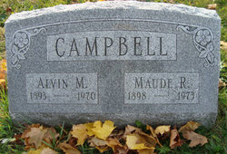 Alvin M Campbell