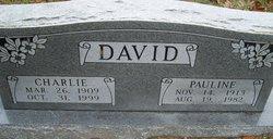 Charlie David