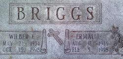 Wilber E Briggs