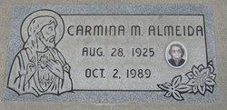 Carmina Martins <i>Capote</i> Almeida