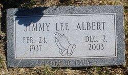 Jimmy Lee Albert