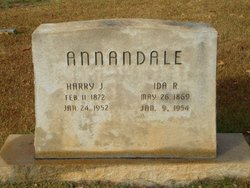 Harry J. Annandale