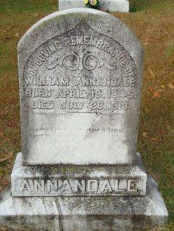 William Annandale