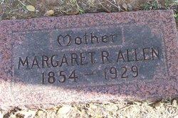 Margaret Rebecca Maggie <i>Bufkin</i> Allen