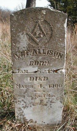 William F Allison