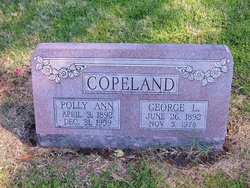Polly Ann <i>Barnhart</i> Copeland