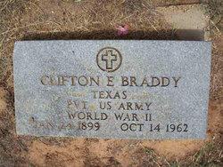 Clifton Eugene Braddy