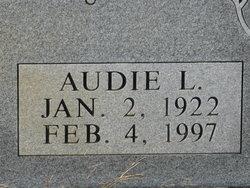 Audie L. Aston