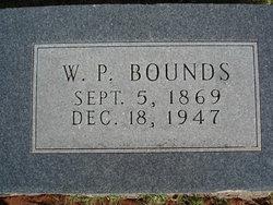 William Preston W.P. Bounds
