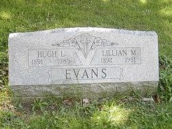 Lillian M Evans