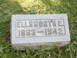 Ellsworth E Evans
