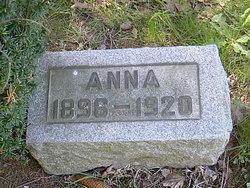 Anna Laura <i>Svenson</i> Evans