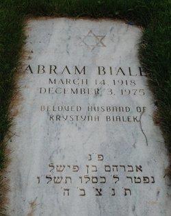 Abram Bialek