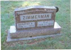 Dorothy Belle <i>Bowser</i> Zimmerman