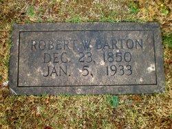 Robert W Barton