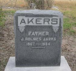 J Holmes Akers