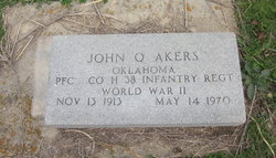 John Q Akers