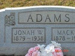 Jonah W. Adams