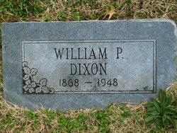 William Peter Dixon