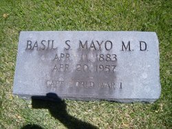Dr Basil Sylvester Mayo