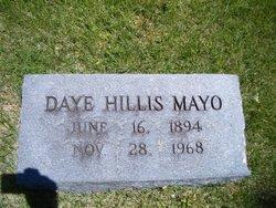 Daye <i>Hillis</i> Mayo