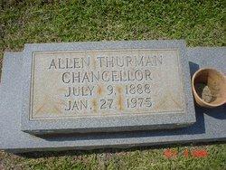 Allen Thurman Chancellor