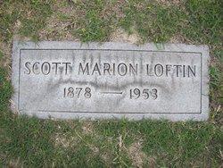 Scott Marion Loftin