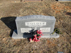 Hattie Lou <i>McCauley</i> Holder