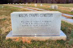 Kelly�s Chapel Cemetery