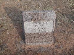 John Wesley Weiss
