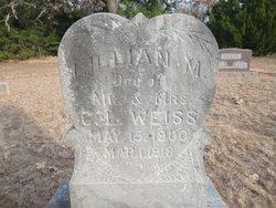 Lillian M. Weiss