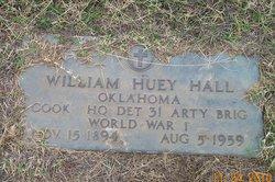 William Huey Hall