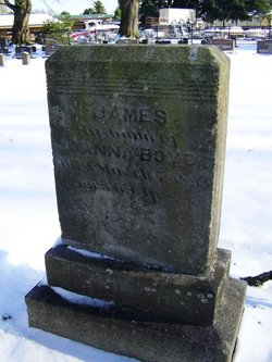 James J. Boyd, Sr