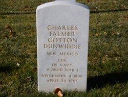 Charles Palmer Dunwiddie