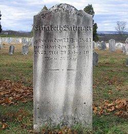 Elizabeth Eliza <i>Batteiger</i> Bagenstose