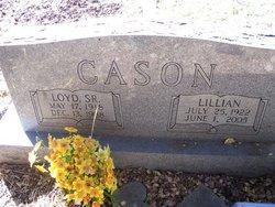Lillian <i>Yeoman</i> Cason