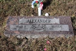 Bertis C. Alexander